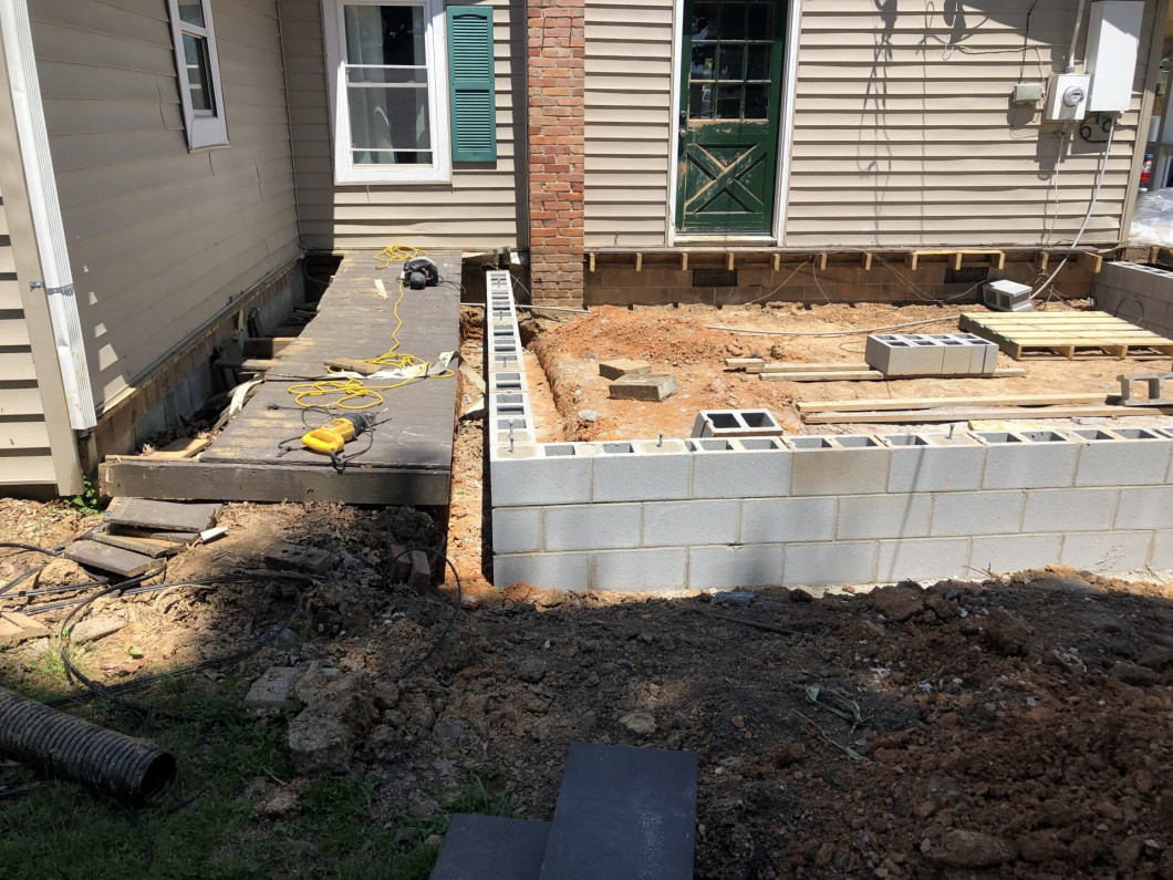 concrete foundation asheville nc