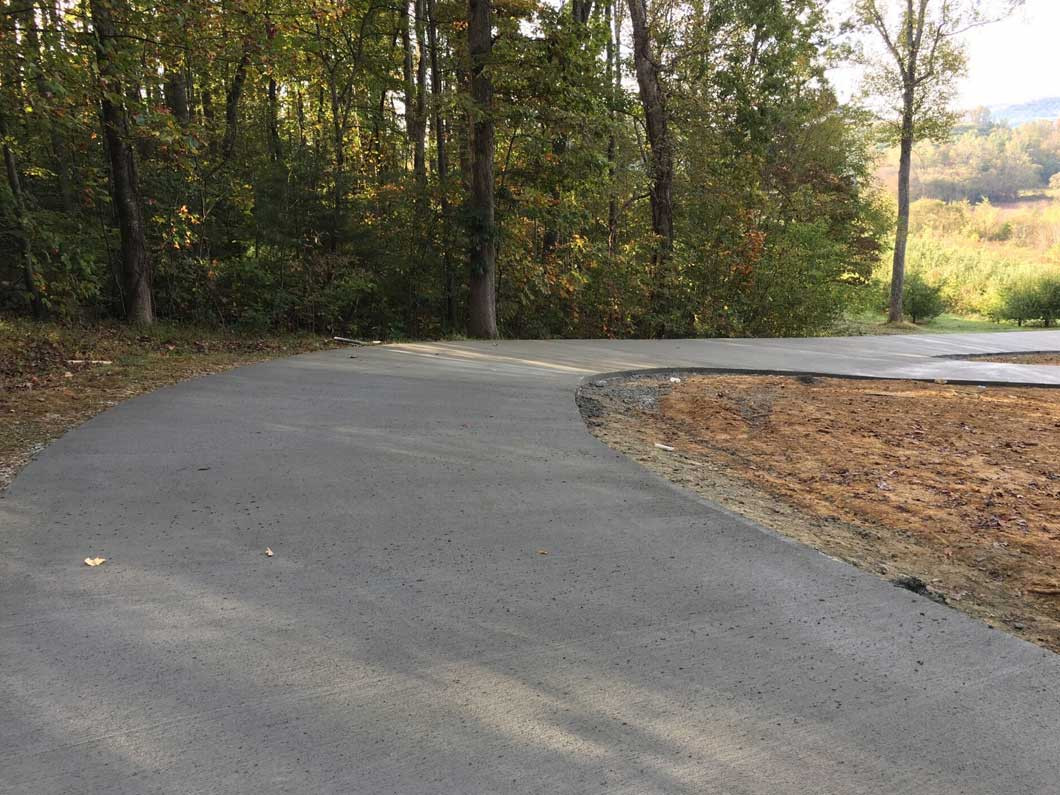 driveway installation asheville nc